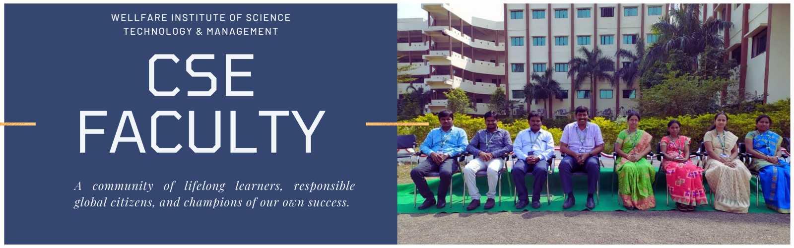 cse faculty