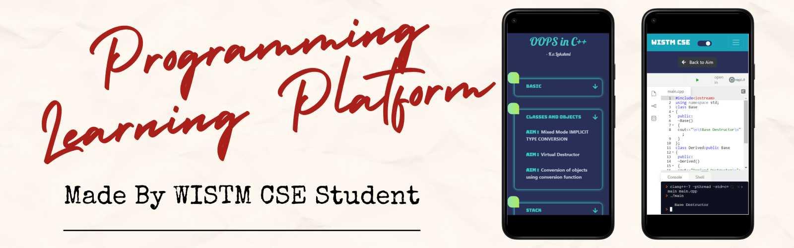 cse learning platform